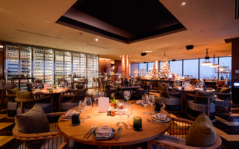 SOHY - Sky Lounge & Dining